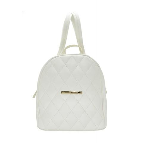 Bolsa Feminina Monica Sanches 3262 Rustic Bianco